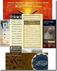Quran handphone