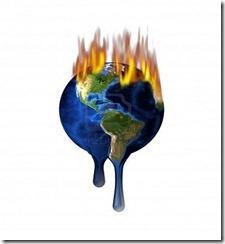 Dunia sedang hancur