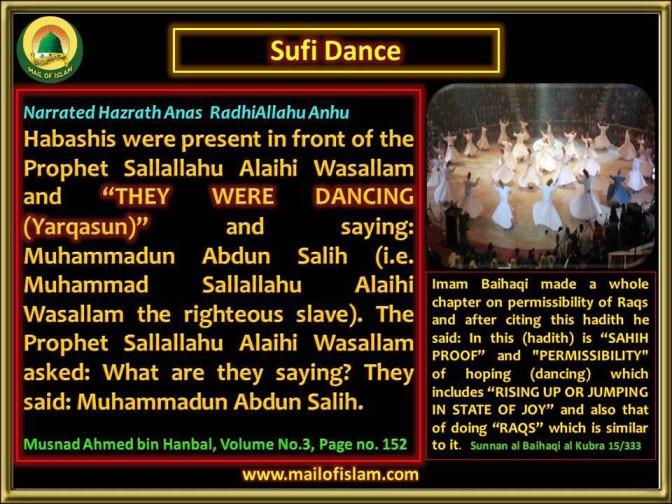 Tarian Sufi Harus