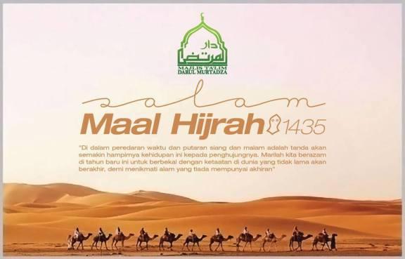 Maal Hijrah 1435