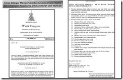 Fatwa Selangor mengenai ASWJ