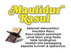 Image result for MAULID NABI JAKIM